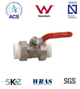 PPR Fitting - Pipe Fitting (PPR ball valve) pictures & photos