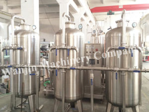Full Automatic Mineral Water Bottle Water Processing Line pictures & photos