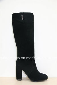 Trustable Supplier of Women Boots for Fashion Lady pictures & photos