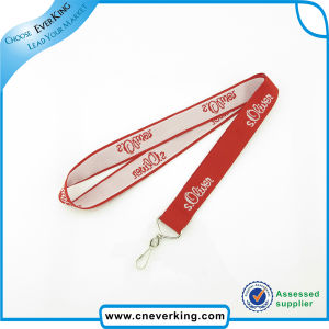 Cheap Printed Military Woven Lanyard Strap pictures & photos
