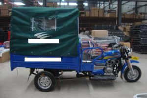 China Keweseki Cargo Moto Tricycle for Africa Angola pictures & photos