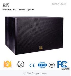 500watts RMS 8ohms Single 15inch Professional Line Array Subwoofer pictures & photos