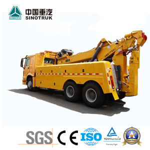 Hot Sale Heavy-Duty Road Wrecker Truck of Sinoturck pictures & photos
