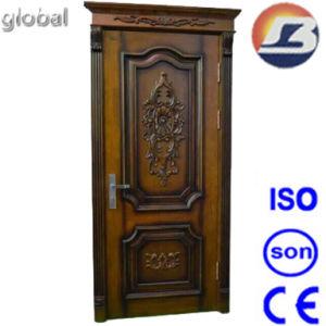 Solid Wooden Door pictures & photos