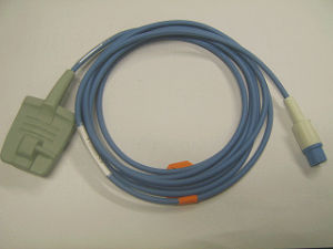 Siemens-Drager 7pin Adult Soft Tip SpO2 Sensor pictures & photos