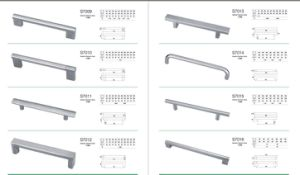 Customized Zinc Alloy Cabinet Handles and Zamak Knob pictures & photos