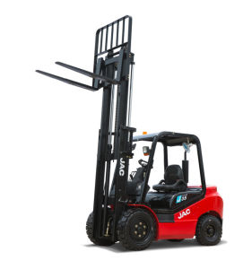 J Seriese Forklift Truck Loading Capacity 3.5 Ton pictures & photos