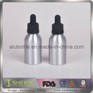30ml Aluminum Dropper Bottle for E-Liquid