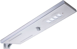 10W 15W 20W 30W 40W 50W All in One Integrated LED Solar Street Light with LG Chips pictures & photos