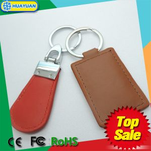 SMART! ! HIGH QUALITY! ! MIFARE CLASSIC NFC Leather RFID KEY FOB pictures & photos