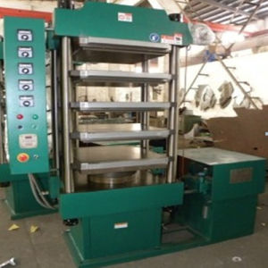 Vulcanizer Rubber Tile Brick Molding Machine pictures & photos