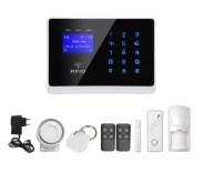 Security Alarm for Anti-Theft with Door Detector PIR Sensor pictures & photos