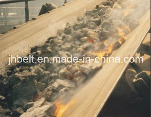 Flame Retardant Conveyor Belt of Textile Constuction for General Use