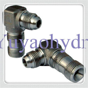 High Quality Hydraulic Jic 37-Degree Tube Adapter pictures & photos