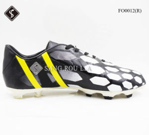 New Design Sports Outdoor Soccer Shoes for Men pictures & photos
