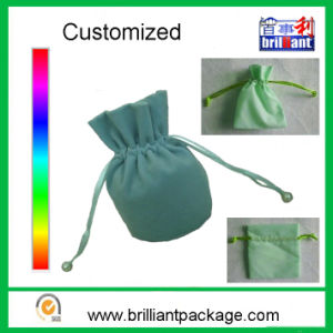 New Product Jewelry Drawstring Bag Gift Drawstring Bag pictures & photos