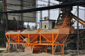Fully Automatic Hydraulic Hollow Paving Concrete Block Brick Making Machine pictures & photos