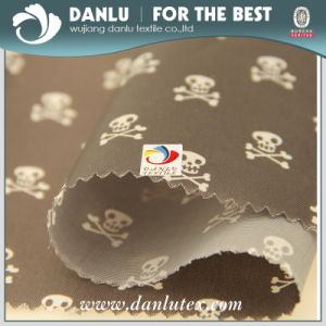 PU Coated and Printed Tent Fabric pictures & photos