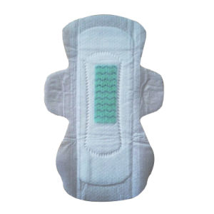 Women Sanitary Napkins with Negative Anion Sanitary Pad for Daily Use Products pictures & photos