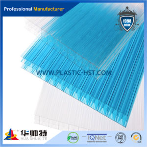 4, 6, 8, 10mm Polycarbonate Hollow Sheet for Greenhouse pictures & photos