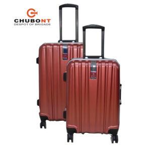 China High Qualilty Fashion PC 4 Wheels Case Aluminium Travel ...