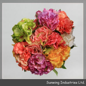 Wholesale Christmas Decoration Artificial Wedding Flower pictures & photos