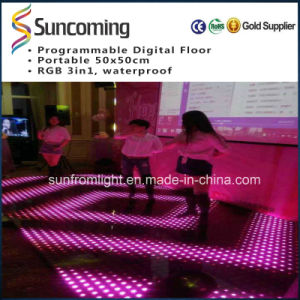 Lowest Price LED Dance Floor pictures & photos