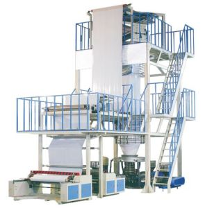 Good Quality Film Blowing Machine for Double Winding pictures & photos