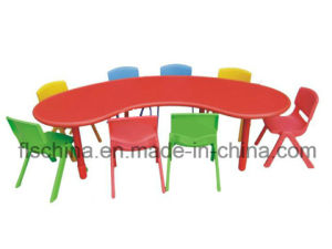 Eco-Friendly Durable Plastic Wholesale Kids Party Furniture for Children pictures & photos