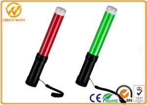 Battery Powered LED Traffic Baton, Multi Function Aircraft Marshalling Wands pictures & photos