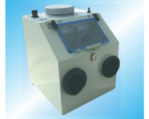 Good Quality Dental Lab Use Sandblsting Machine