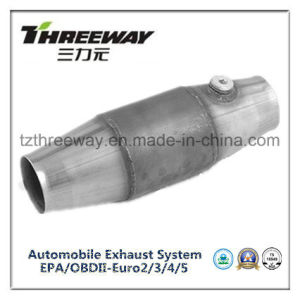 Car Exhaust System Three-Way Catalytic Converter #Twcat037 pictures & photos