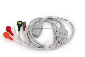 Factory Price Ce Approved 3-Channel Holter (ECGLAB CV-3L) -Fanny pictures & photos