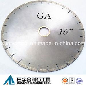 "Ga 16"" Diamond Blade, Circular Saw Blade for Cutting Granite pictures & photos"