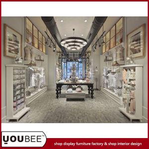 Retail Ladies′ Lingerie Shop Design with Fashion Lingerie Display Showcases pictures & photos