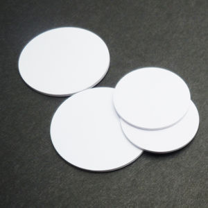 30mm Icodeslix Icodeslis RFID Round Tag PVC Disc Tag