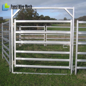 Galvanized Oval Cattle Panel Heavy Duty for Sale