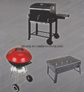 Outdoor Portable Charcoal BBQ Grill pictures & photos