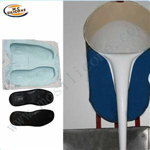 Liquid Silicone Rubber/Silicone Rubber for Outsole/Insole Mold Making/RTV-2 pictures & photos