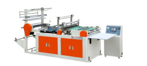 New Style Heat Cutting Side Sealing Bag Making Machine OPP Plastic Bag Making Machine