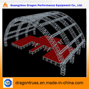 Truss Head Screw, Roof Truss Price, Stage Truss System (TP03-9) pictures & photos