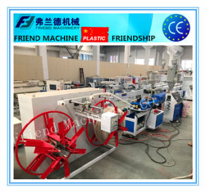 Plastic Corrugated Pipe Machine Corrugated Pipe Extrusion Line Corrugated Pipe Production Line pictures & photos