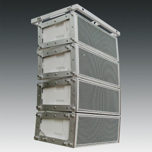 "High Power Speaker Dual 10"" PRO/Professional Audio Line Array (LR-210) pictures & photos"