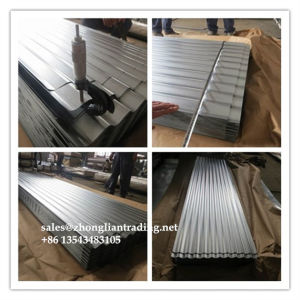 Alu-Zinc Al55% Coated Steel Coil and Sheets to Thailand pictures & photos