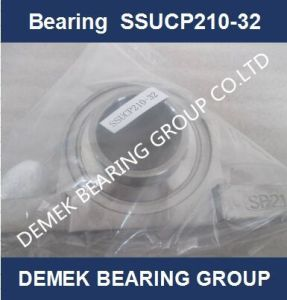 Stainless Steel Pillow Block Bearing Ssucp210-32 pictures & photos