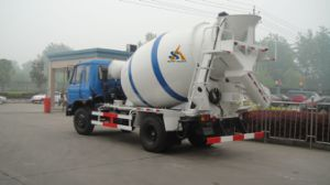 Good Performance-Chinese Concrete Mixer Truck pictures & photos