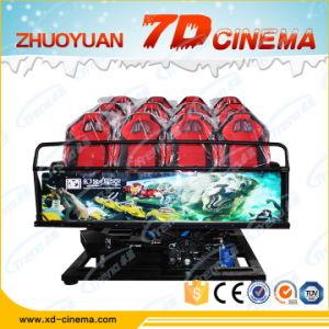 Hot Sale Truck Mobile 7D Cinema pictures & photos