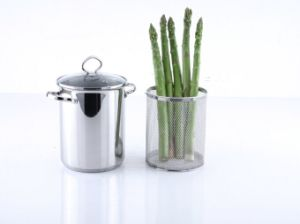 Stainless Steel Aspagarus Cookware Set (Item# W1047) pictures & photos