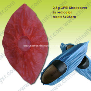 Ly PE Disposbale Shoe Cover pictures & photos