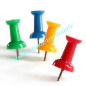 Colorful Handle Shaped Push Pin pictures & photos